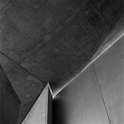 Hélène Binet, 'Vitra Firestation 04 (Architecture by Zaha Hadid)', 1993
