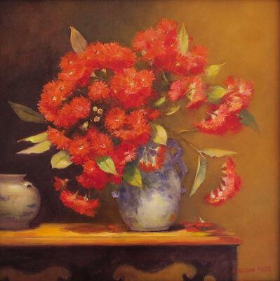 Jacqueline Fowler, 'Flowering Gum'