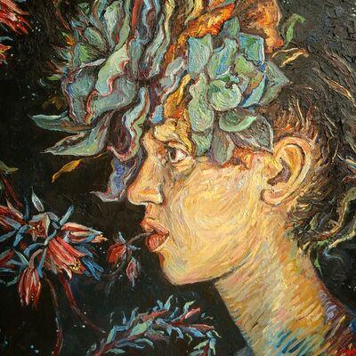 Charlene Mosley, 'Flora', 2017