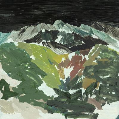Chih-Hung Kuo, 'A Mountain-9', 2014