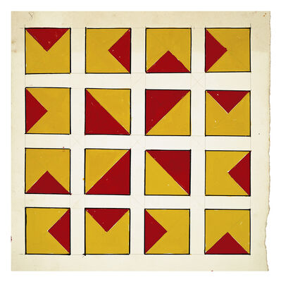 Norberto Puzzolo, 'Untitled 8', 1967