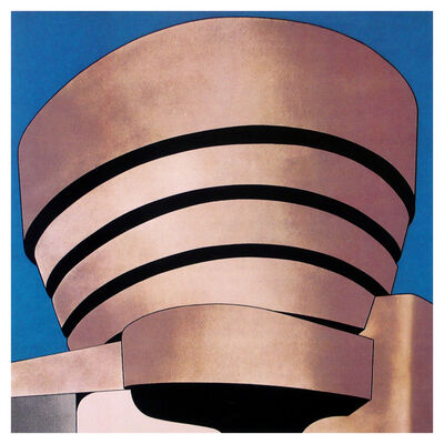 Richard Hamilton, 'The Solomon R Guggenheim', 1965