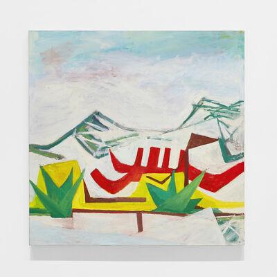 David Aylsworth, 'A thousand reeds springing up like weeds ', 2020