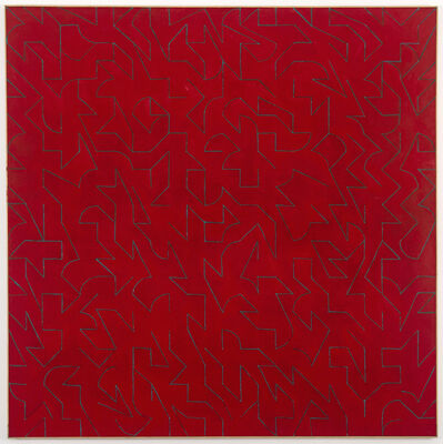 Power Boothe, 'Perfect Red', 2013