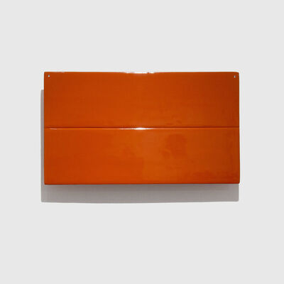 Joachim Bandau, 'untitled, 2008 / Red', 2008