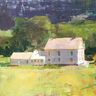 Jon Redmond, 'Farmhouse', 2019