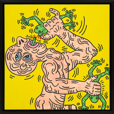 Keith Haring, 'Untitled', 1985