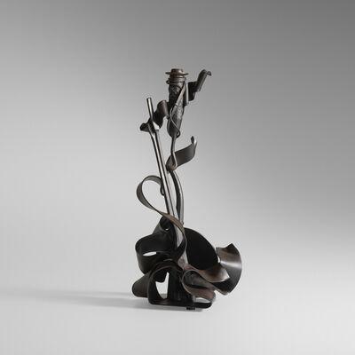 Albert Paley, 'candlestick', 1989