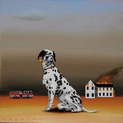 Robert Deyber, 'The Fire Dog III', 2015