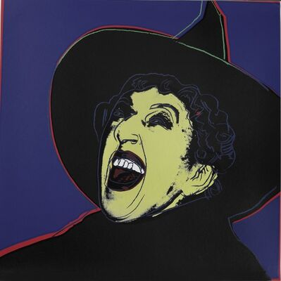 Andy Warhol, 'The Witch from the series Myths', 1981
