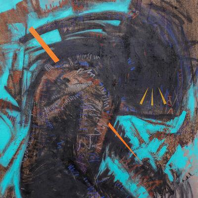 Gerald Ismael Pongase, 'Stillness to decompress', 2019