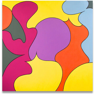 Jessica Snow, 'Six Color Theorum', 2013