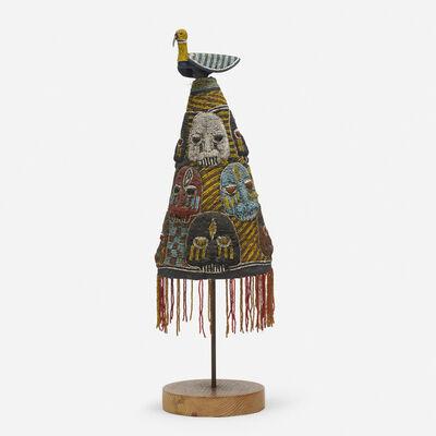 Yoruba artist, 'Oba's crown (adenla)', 20th Century