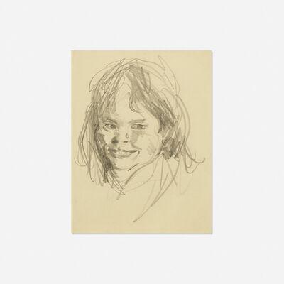 Robert Henri, 'Laughing Girl', c. 1910