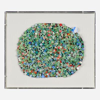 Howardena Pindell, 'Untitled #56', 2010