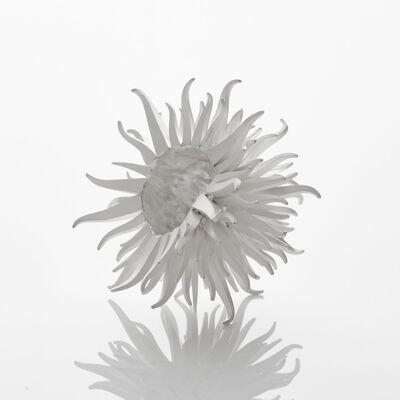 Junko Mori, 'Silver Organism; Mini Square Spike', 2020