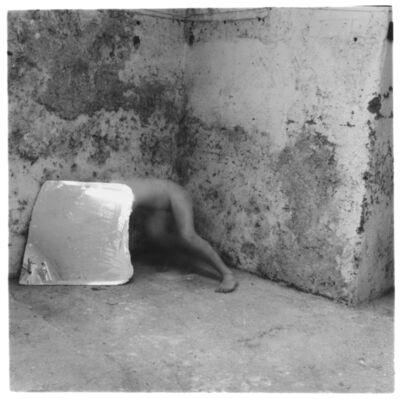 Francesca Woodman, 'Self-deceit #5, Rome, Italy', 1978