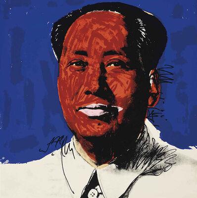 Andy Warhol, 'Mao II.98 AP', 1972