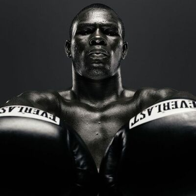 Howard Schatz, 'Boxing Study #1291 Jermain Taylor', 2009