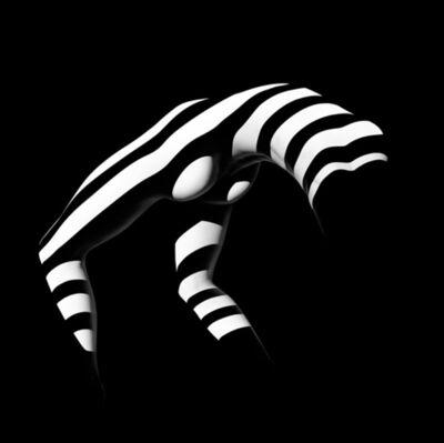 Francis Giacobetti, 'Zebra 07', 1988