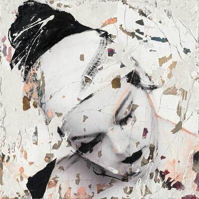 Lita Cabellut, 'Petalos de Ilusiones', 2020