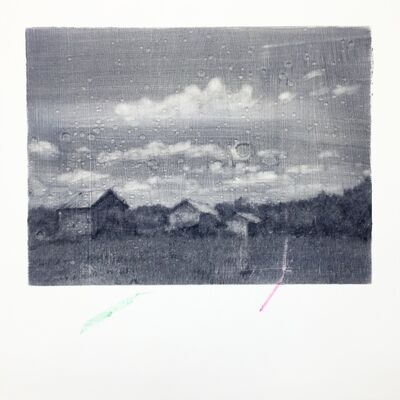 Damian Stamer, 'A Little Past Lake Michie 6', 2015
