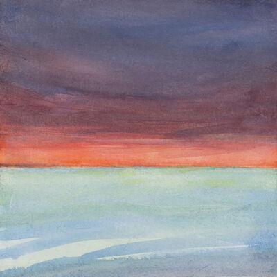 Phyllis Chillingworth, 'Cyan Sea', 2020