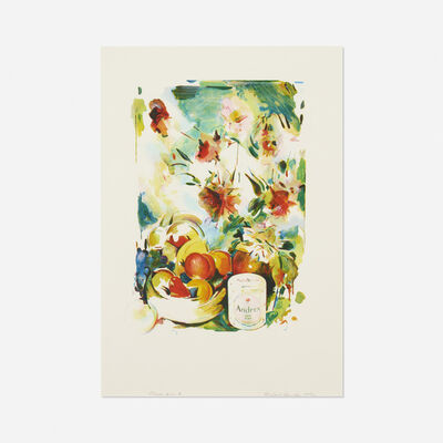Richard Hamilton, 'Flower-piece B', 1975