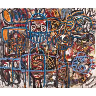 Aboudia Abdoulaye Diarrassouba, 'Untitled', 2014