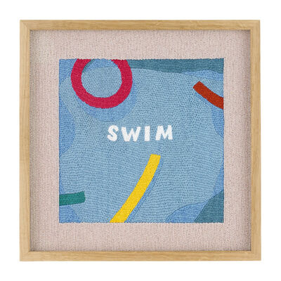 Rose Blake, 'Swim (On Holiday)', 2018