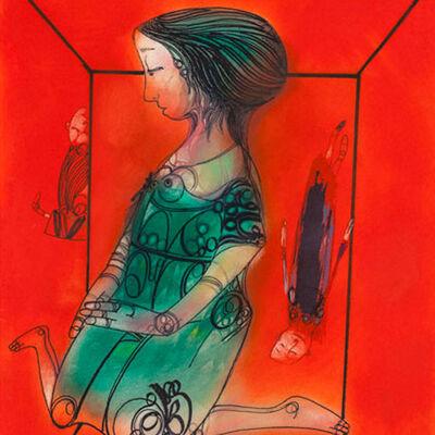 Pedro Pablo Oliva, 'Los tiernos equilibrios del hogar / The Tender Balance of Home', 2015