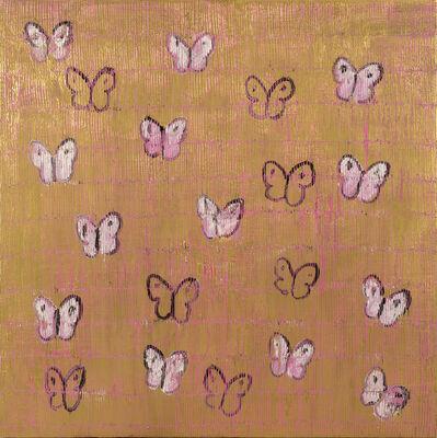Hunt Slonem, 'Pink Ascension Weds', 2020