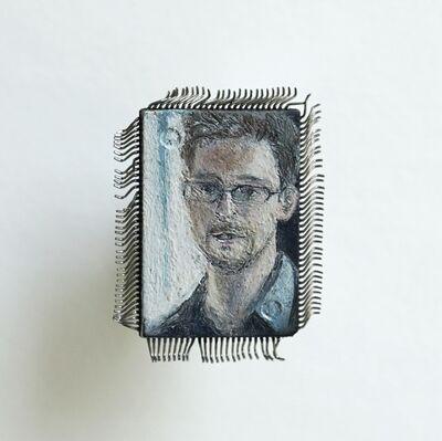 Yuri Zupancic, 'Snowden ', 2013