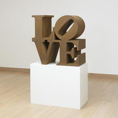 Robert Indiana, 'LOVE ', 1966-1996