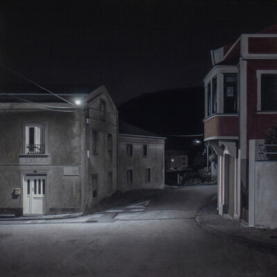 Pedro Campos, 'Galician Night', ca. 2015