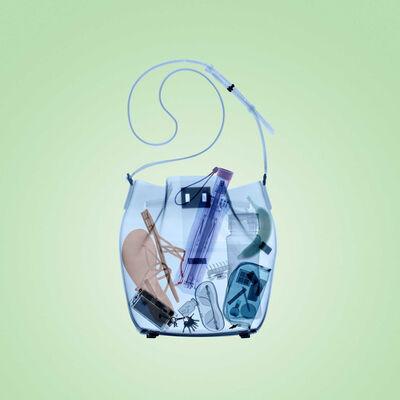 David Arky, 'Handbag - Green', 2019