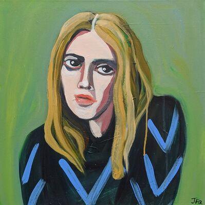 Jess Quinn, 'Black Eyes', 2017