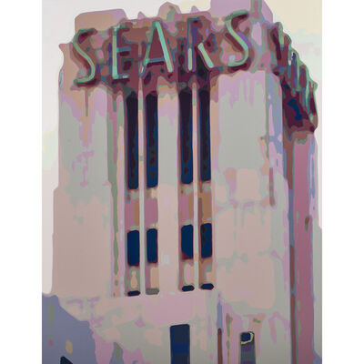 Timothy Tompkins, 'Sears - Dusk Effect', 2003