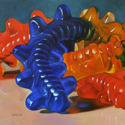 Margaret Morrison, 'Gummy Centipedes', 2007