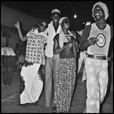 Sanlé Sory, 'Fête au Volta dancing', 1982