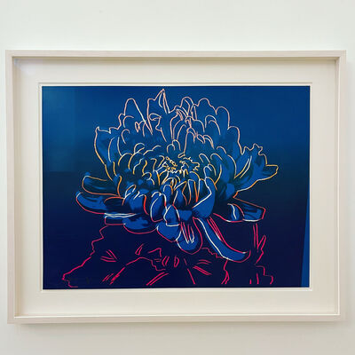 Andy Warhol, 'Kiku II.307', 1983