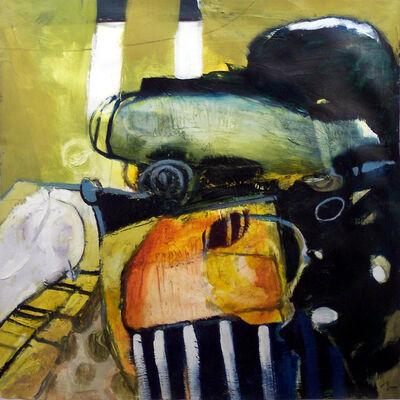 Charles Olson, 'Yellow Earth: Ruin', 1999