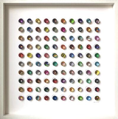Joanne Tinker, '100 Vessels', 2020
