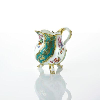 Sèvres Porcelain Manufactory, 'A Soft-Paste Sèvres Porcelain Milk Jug', 1758