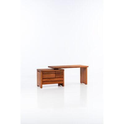 Pierre Chapo, 'Modèle B19E Desk', near 1960