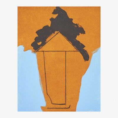 Robert Motherwell, 'The Persian II', 1985