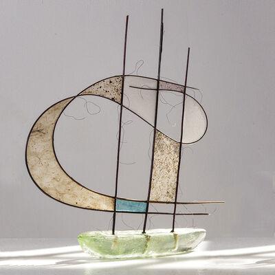 Jane Balsgaard, 'Glass Boat', 2015