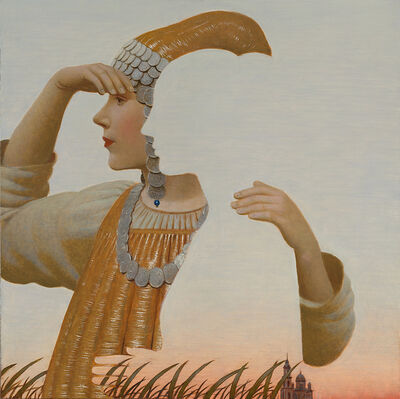 Andrey Remnev, 'Wind Direction', 2019