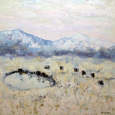 Theodore Waddell, 'Snowline Angus #3'