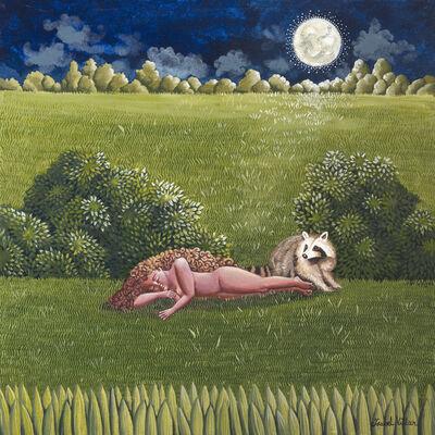 Isabel Villar, 'Luz de luna', 2020